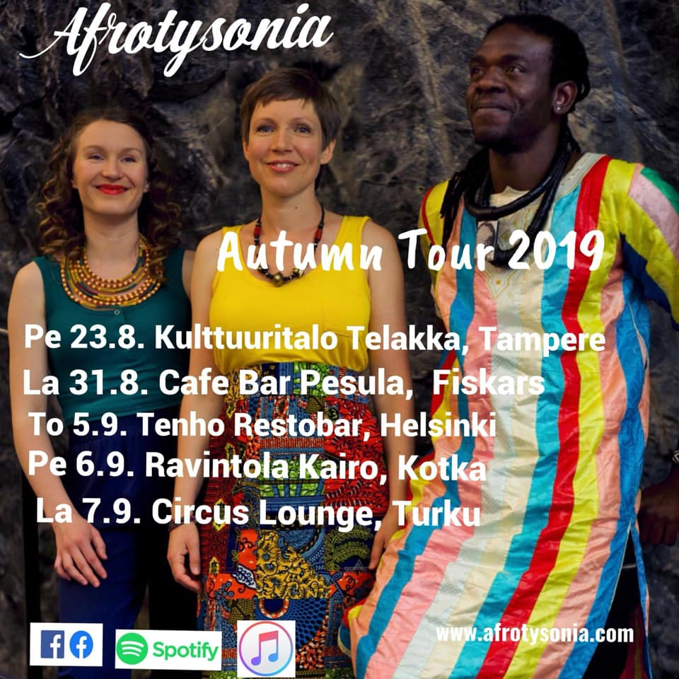 Afrotysonia poster